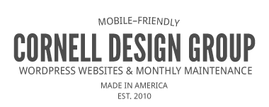 Cornell Design Group logo